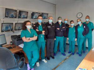 team Medicina Aou Vanvitelli 300x225 LAZIENDA OSPEDALIERA UNIVERSITARIA VANVITELLI AUMENTA POSTI COVID