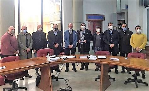 """Firma Accordo UCSA 20012121   7 FIUME SARNO: PROGRAMMA EUROPEO RIPRISTINO DELLE BIODIVERSITÀ E DEI SERVIZI ECO SISTEMICI"""": FIRMATO LACCORDO"""