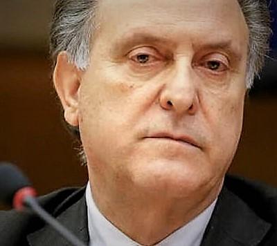 Lorenzo Cesa UDC MAXI OPERAZIONE ANTI MAFIA, TRA GLI INDAGATI IL SEGRETARIO DELLUDC LORENZO CESA