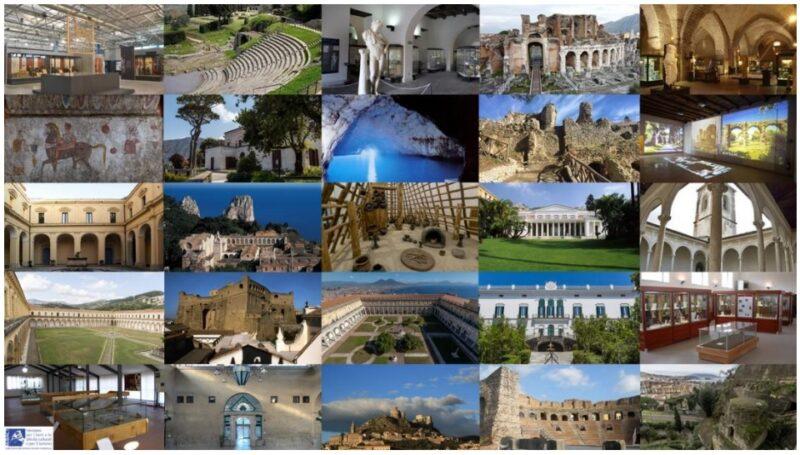 MUSEI scaled DIREZIONE REGIONALE MUSEI CAMPANI: DAL 18 GENNAIO RIAPRONO I MUSEI