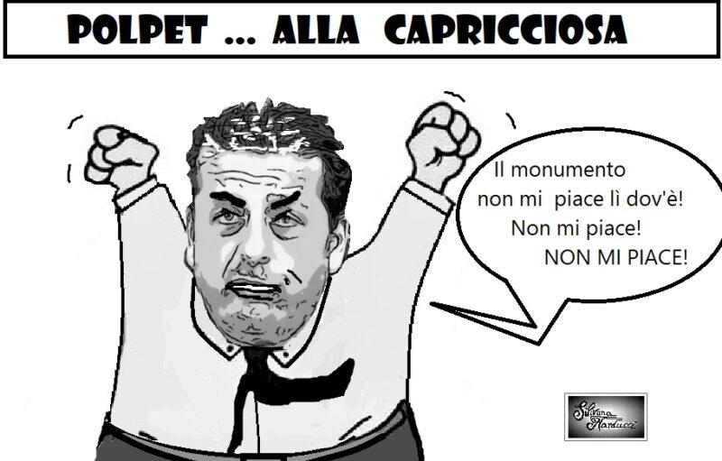 """POLPET ALLA CAPRICCIOSA scaled ARIENZO E LE TORRI GEMELLE…LA SOVRINTENDENZA INTERROMPE LE """"POLPETTIADI"""""""