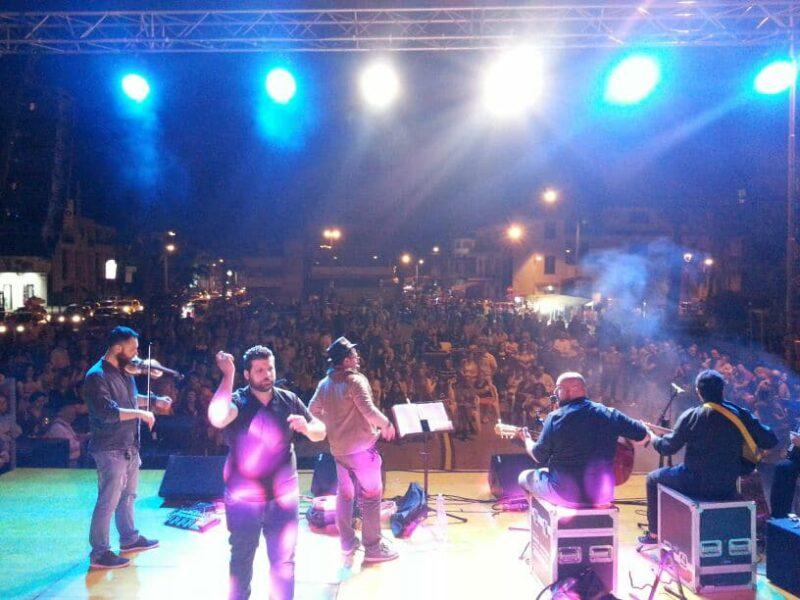 Pastellesse Sound Group in concerto scaled ESCE A JURNÀTA E SANTANTUONO, IL BRANO DEI PASTELLESSE SOUND GROUP DEDICATO AL POPOLO DI MACERATA CAMPANIA