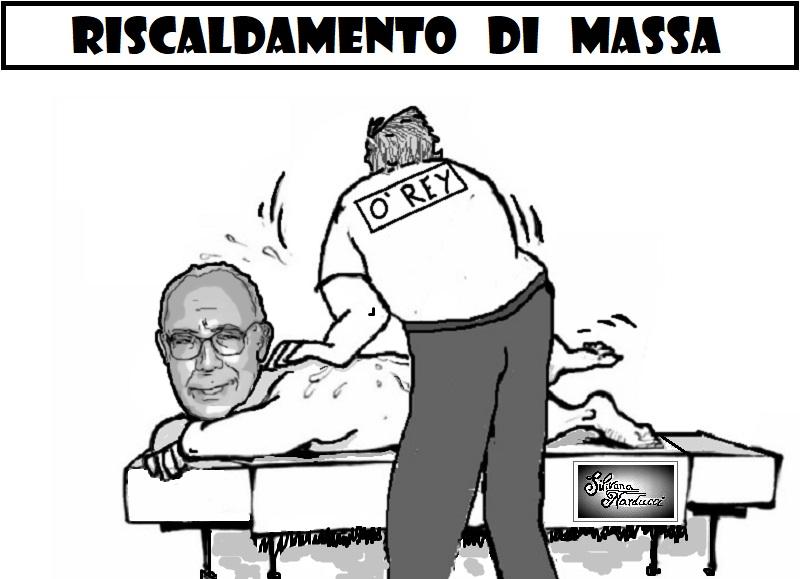 RISCALDAMENTO DI MASSA OSPEDALE, FINE SETTIMANA, TRASLOCHI SILENZIOSI E FRONT OFFICE DESERTO