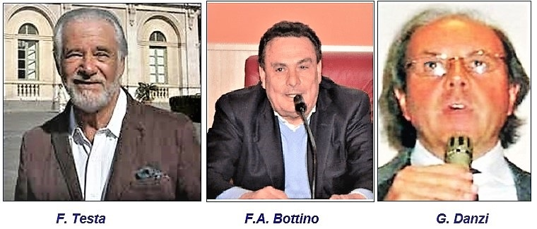 "Testa Bottino Danzi ASL CASERTA, I ""COSTRUTTORI"" DI DEBITI"
