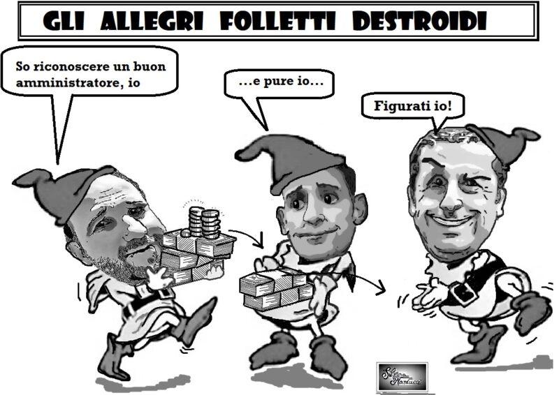 """allegri scaled REGIONE, L'INSOSTENIBILE LEGGEREZZA DELLA POLITICA """"DE NOAUTRI"""""""