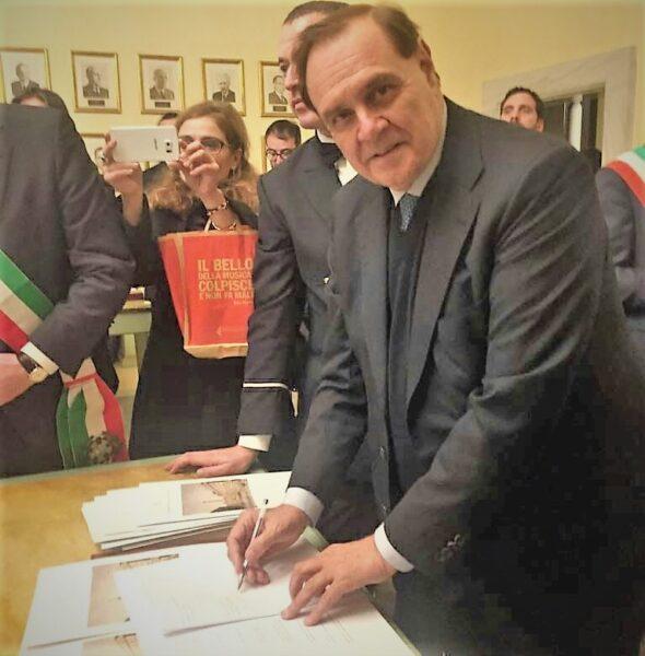 mastella FONDI BANDO PERIFERIE, CLEMENTE MASTELLA PRECISA