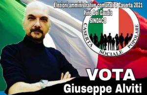 %name GIUSEPPE ALVITI NELLA LISTA DI PIO DEL GAUDIO