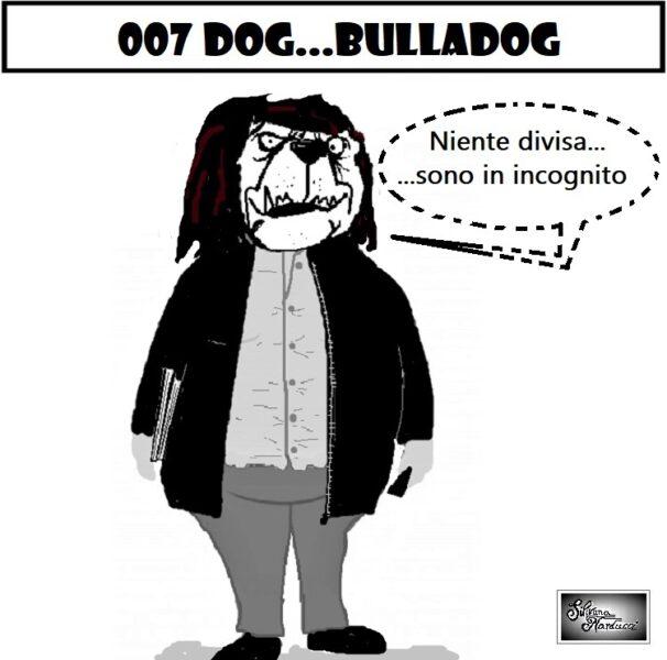 007 DOG...BULLADOG OSPEDALE, SINDACATI & MANDATI… PORTA A PORTA