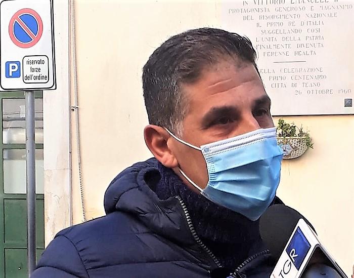 Antonio Aletto Fiva Confcommercio TEANO, IL COMUNE CHIUDE IL MERCATO: SCATTA LA PROTESTA DEGLI AMBULANTI