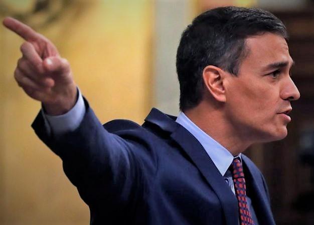 Il Primo Ministro spagnolo Pedro Sanchez CI SONO PRIGIONIERI POLITICI IN SPAGNA?