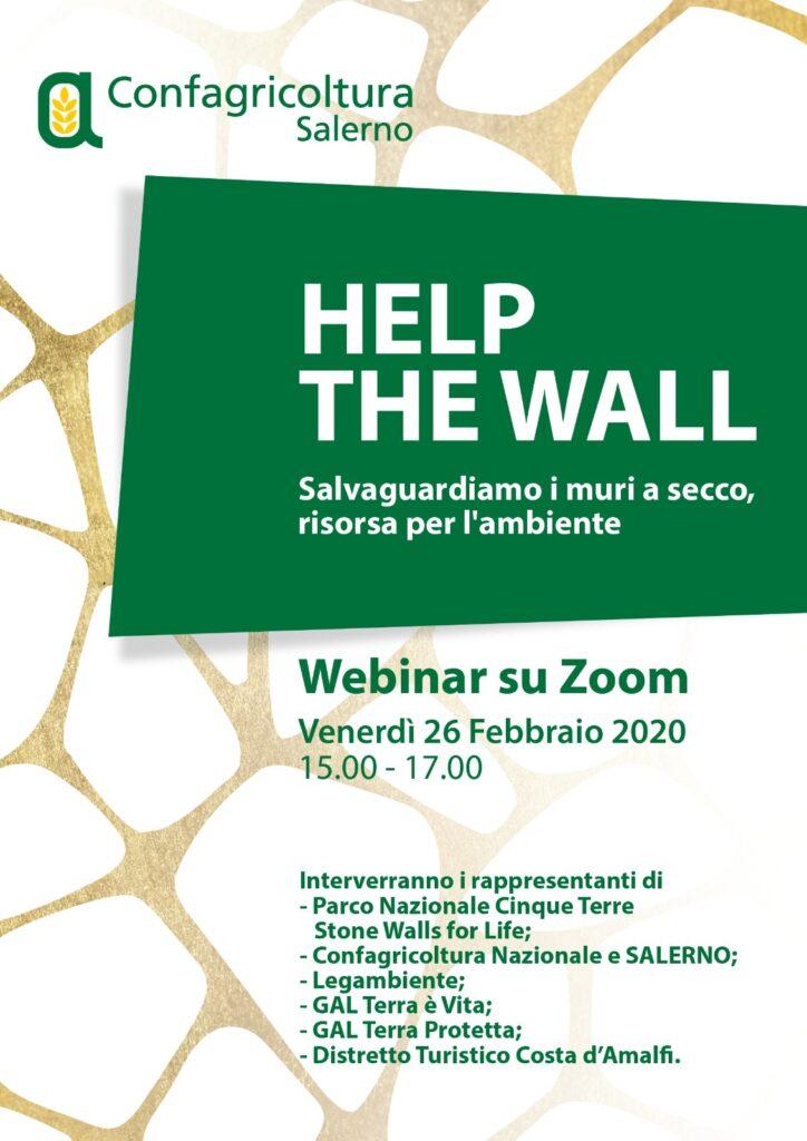 %name HELP THE WALL: SALVAGUARDIAMO I MURI A SECCO, RISORSA PER L'AMBIENTE