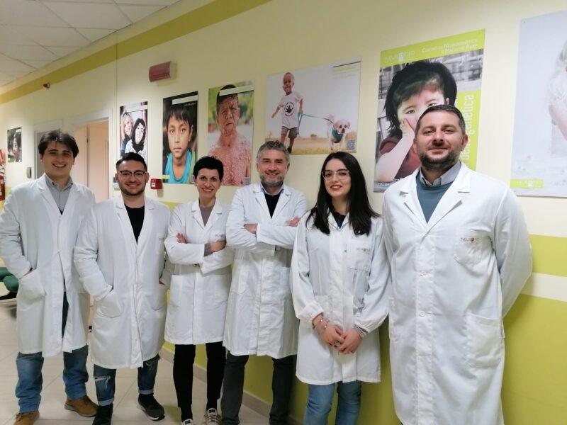 Laboratorio di Neurogenetica e Malattie Rare  scaled TELETHON FINANZIA LA RICERCA SULLE MALATTIE RARE DELLA FONDAZIONE NEUROMED