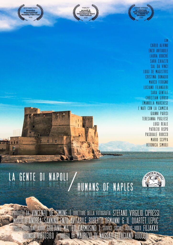 Locandina 724x1024 LA GENTE DI NAPOLI   HUMANS OF NAPLES: UNA GIORNATA TRA STORIE E CONTRADDIZIONI DI UNA CITTA