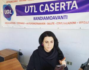 Marianna Grande 300x236 UGL, MARIANNA GRANDE: ANNO DI COVID DIFFICILE PER CASERTA
