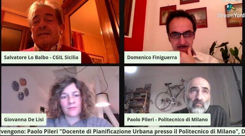 Webinar Consumo Suolo Zero scaled CASERTA DECIDE, WEBINAR CONSUMO DI SUOLO ZERO