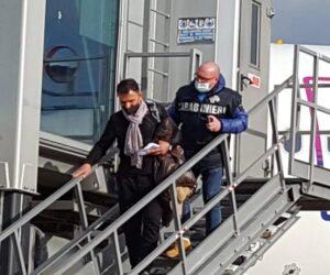 %name MILANO, DROGA: CARABINIERI DI CASERTA ARRESTANO LATITANTE  ALBANESE