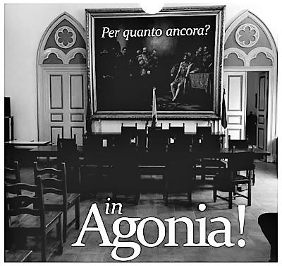 agonia SESSA AURUNCA, COMUNALI: IL GRUPPO CITTÀ RINASCITA SUONA LA SVEGLIA