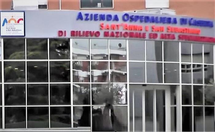 ospedale caserta AORN CASERTA, ZINZI INTERROGA DE LUCA SULLA RIORGANIZZAZIONE DELLE ATTIVITA