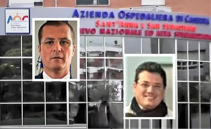 ospedale caserta zannini mensorio OSPEDALE, POLITICI, DIRETTORI, PASSIONE E… SPIRITO SINDACALE