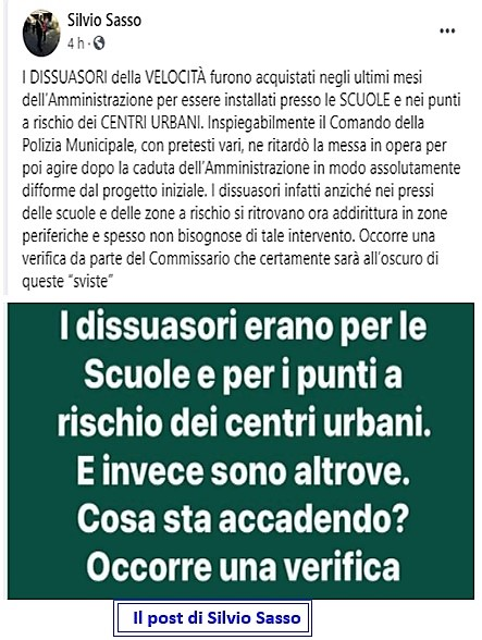 "post I ""SASSI DI SASSO...NUOVA PUNTATA!"