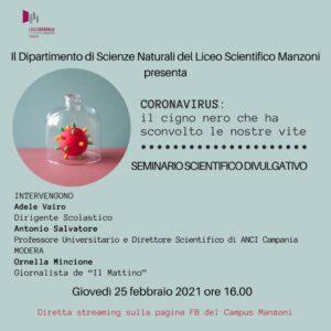 seminariocoronavirus 300x300 LICEO MANZONI ORGANIZZA WEBINAR SUL COVID OGGI ALLE 16