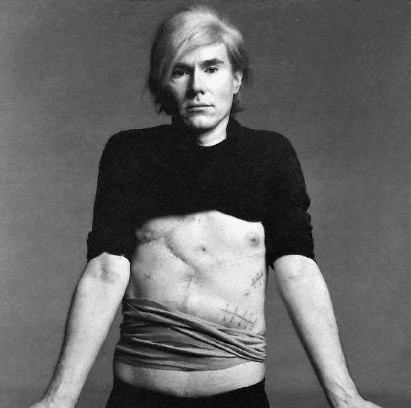 Andy Warhol LA MIA FAMIGLIA (A)SOCIALE