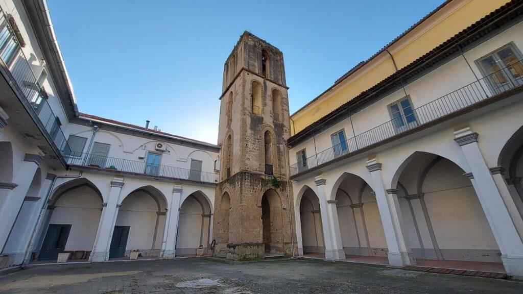 Aversa Riapertura Chiesa S. Antonio al Seggio 4 1024x576 MARTEDÌ 16 MARZO 2021: RIAPRE AL CULTO LA CHIESA DI SANT'ANTONIO AL SEGGIO IN AVERSA