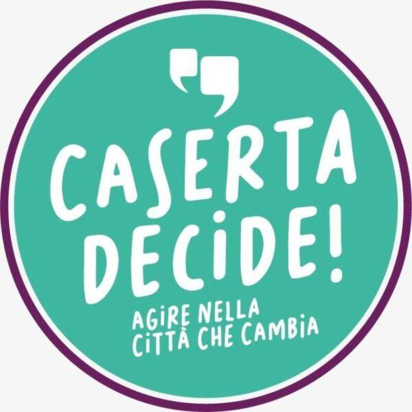 CASERTA DECIDE scaled CASERTA DECIDE, AL VIA LA CAMPAGNA DI TESSERAMENTO