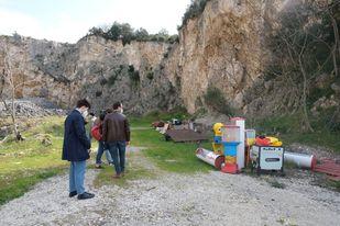 Cave Puccianiello AMMINISTRATIVE, CASERTA DECIDE A PUCCIANIELLO