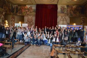 Conferenza Salerno 17 04 2019 74 1 300x199 PANTHAKU, PROGETTO PER LA POVERTA EDUCATIVA MINORILE: 170 ALUNNI ISCRITTI