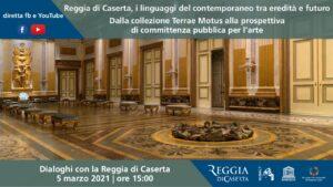 Dialoghi con la Reggia di Caserta 300x169 NUOVO APPUNTAMENTO CON DIALOGHI CON LA REGGIA DI CASERTA VENERDI 5 MARZO