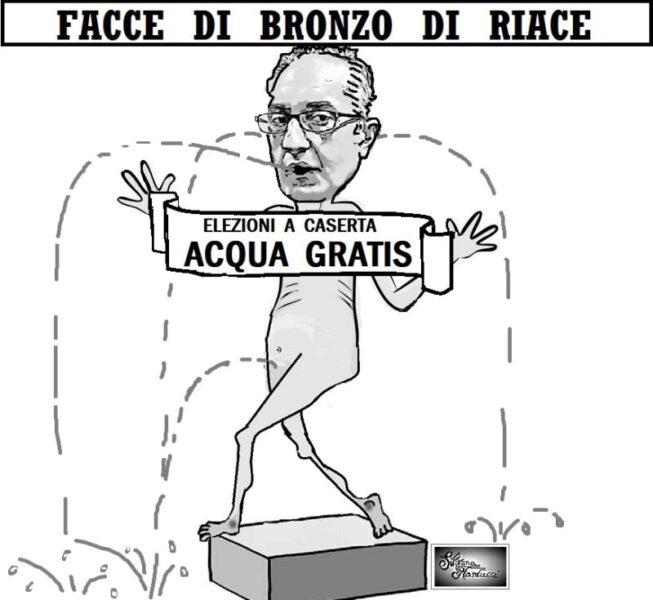 """FACCIA DI BRONZO scaled IL SINDACO MARINO E I """"GIOCHI D'ACQUA"""" PREELETTORALI…MOROSI? LIBERI TUTTI!"""
