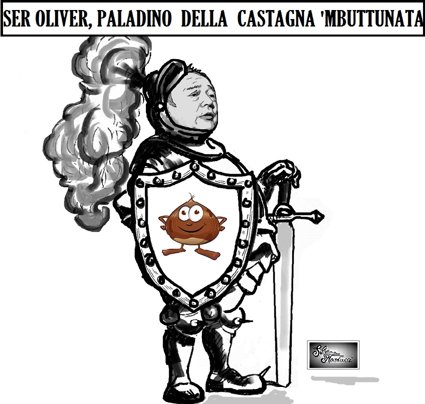 SER OLIVER MARCHIO IGP PER LA CASTAGNA DI ROCCAMONFINA. OLIVIERO: UN ITER LUNGO E TRAVAGLIATO