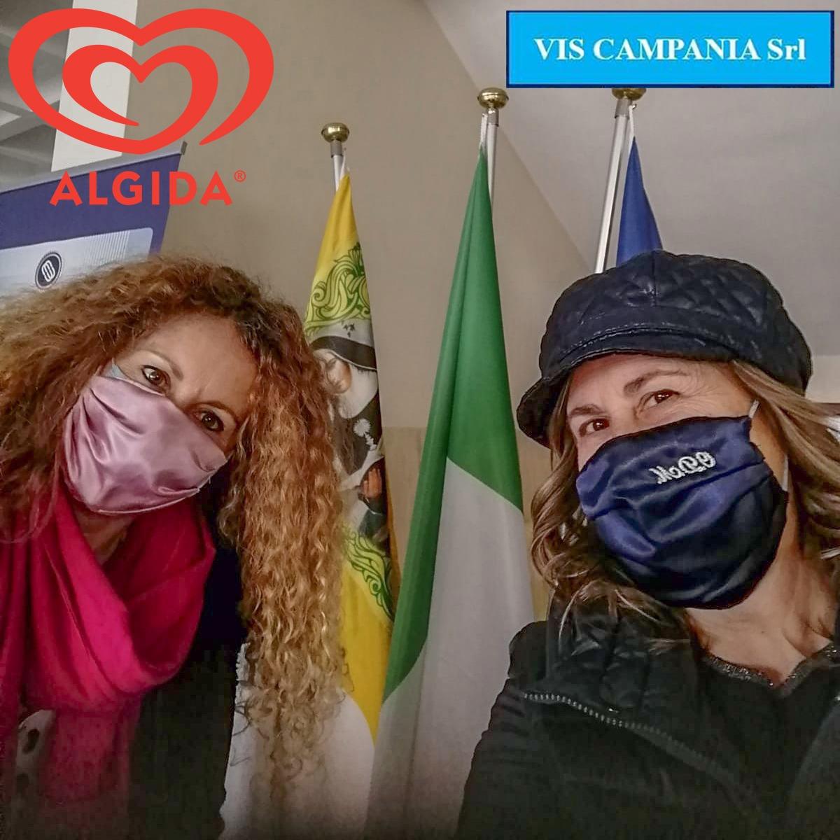 %name LA VIS CAMPANIA DONA 12000 GELATI NELLA GIORNATA DELLA MEMORIA ALLE VITTIME DEL CORONAVIRUS