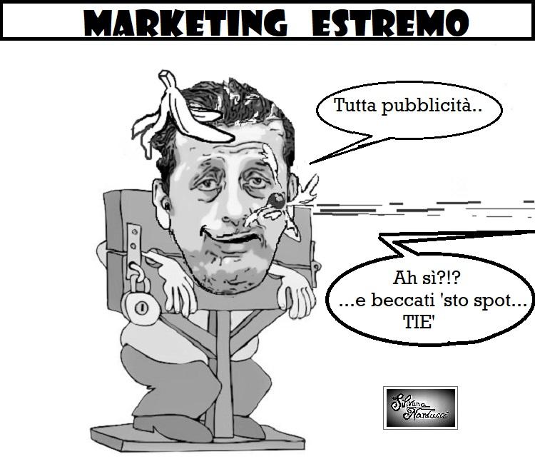 marketing GUIDA SI VACCINA ABUSIVAMENTE E RINGRAZIA PER LA PUBBLICITÀ…ISTITUZIONI MUTE!
