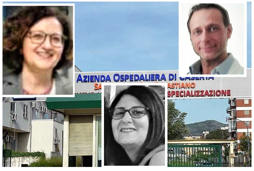 ospedale caserta lisi annecchiarico cusano OSPEDALE… IL DIRITTO DI AVERE PAURA E DI SAPERE PERCHÉ SI MUORE…