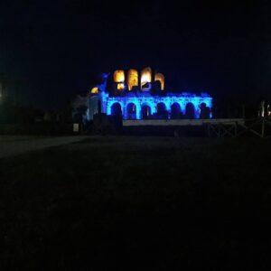 Anfiteatro Blu Edizione 2019 300x300 SANTA MARIA CAPUA VETERE ADERISCE A LIGHT IT UP BLUE