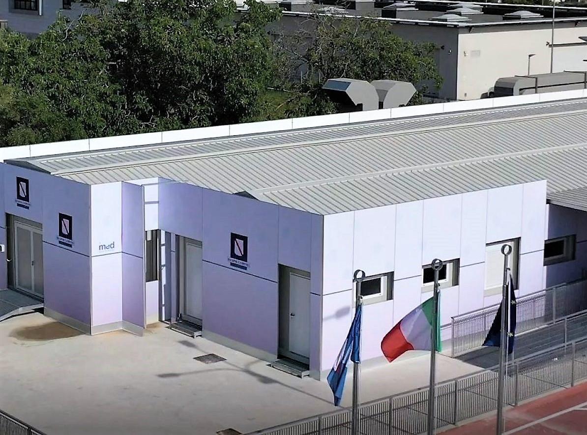 covid center caserta 1200x900 1 OSPEDALE, RAFFICHE DI VENTO E COVID MODULARE A RISCHIO DECOLLO…
