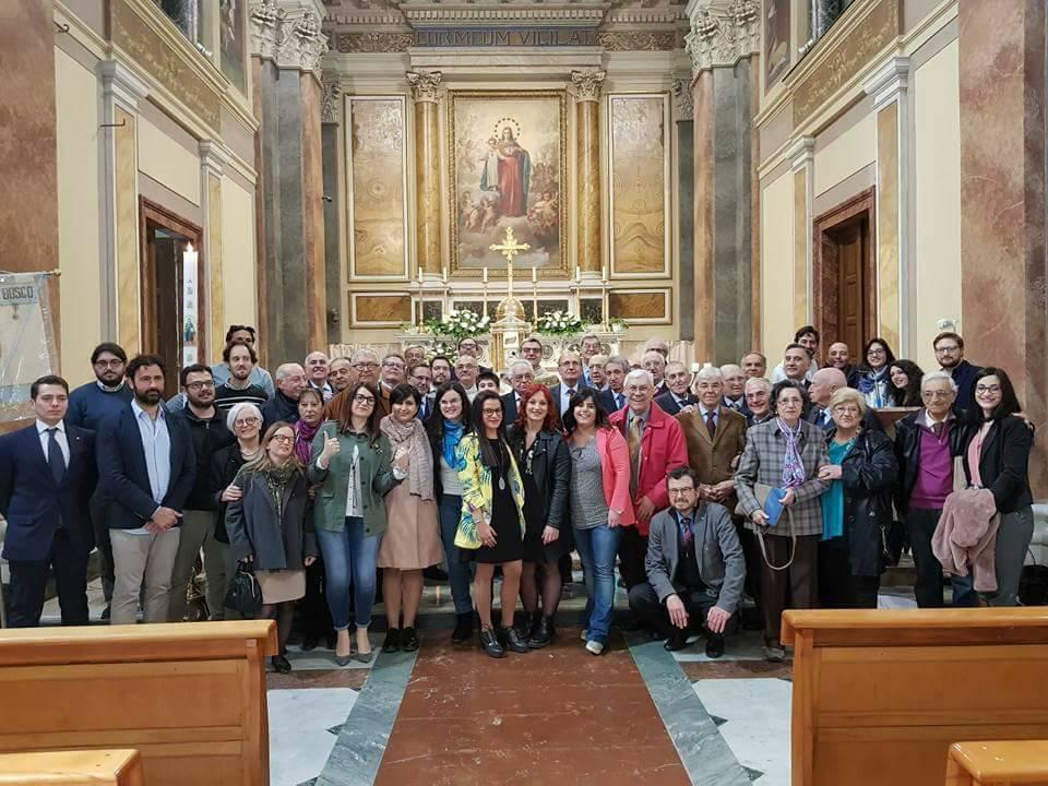 exallievi caserta UNIONE EXALLIEVI DON BOSCO DI CASERTA, 101° CONVEGNO ONLINE: DON ADOLFO L'ARCO AL CENTRO DELL'INCONTRO
