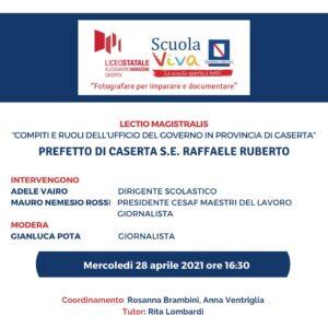 lectio magistralis prefetto 300x300 LECTIO MAGISTRALIS AL LICEO MANZONI IL 28 APRILE, OSPITE IL PREFETTO RUBERTO