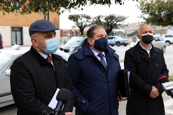 polizia12042 1 Campobasso: il Senatore Fabrizio Ortis contro la chiusura del posto Polfer