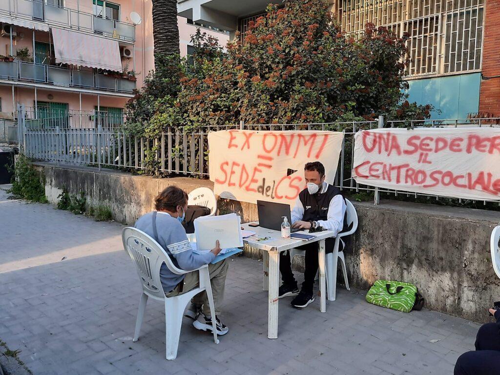%name EX OMNI, IL CENTRO SOCIALE EX CANAPIFICIO ACCUSA IL SINDACO DI TRIPLOGIOCHISMO