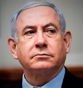 Benjamin Netanyahu NETANYAHU E LA DITTATURA INVISIBILE DELLA PAURA