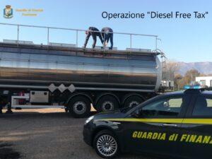 Diesel Free Tax 300x225 FROSINONE, INDIVIDUATO SISTEMA DI EVASIONE SU COMMERCIALIZZAZIONE PRODOTTI PETROLIFERI