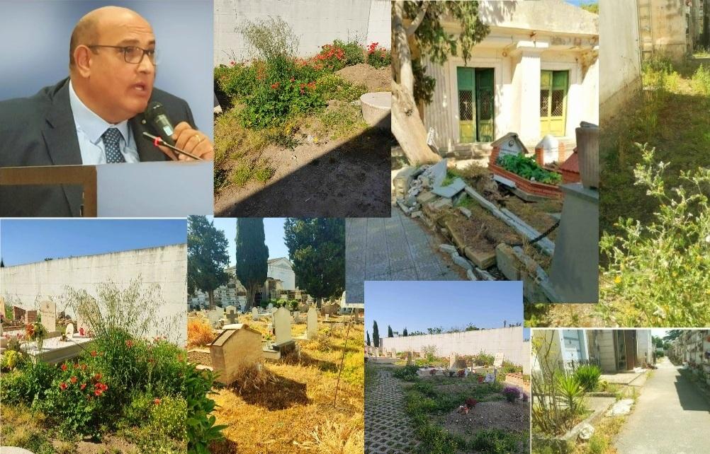 Foto Cimitero Capua e S. Angelo in Formis 08.05.2021 SANTANGELO IN FORMIS, CIMITERI NEL DEGRADO: L'ATTACCO DI BARRESI (INSIEME PER CAPUA)