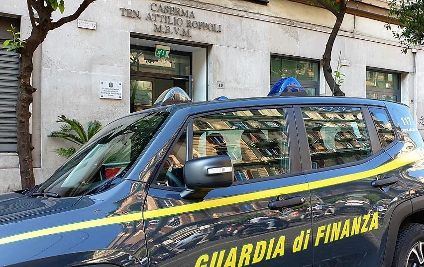 GdF NAPOLI NAPOLI. FRODE FISCALE, SEQUESTRI DI BENI IN TUTTA ITALIA PER 27 MILIONI DI EURO