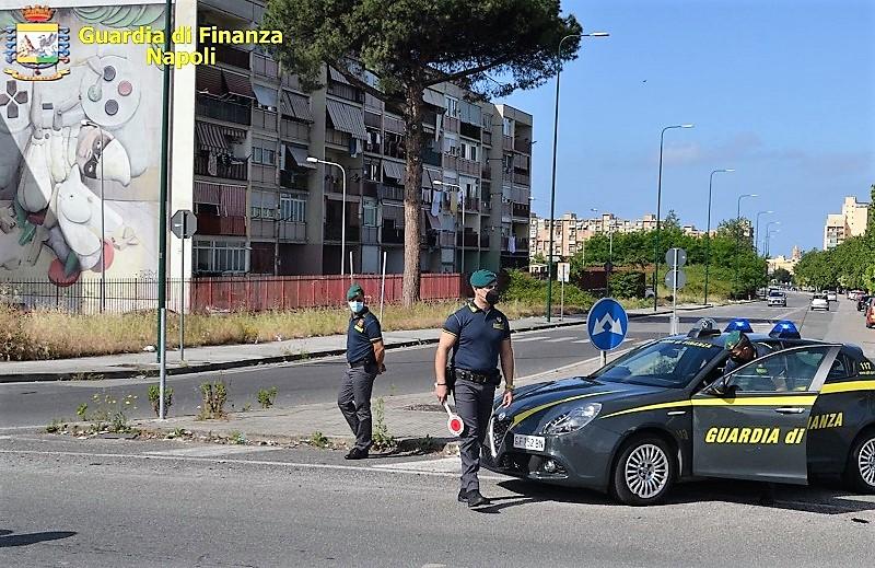 GdF Napoli 2 GdF NAPOLI, PIANO STRAORDINARIO DI CONTROLLO DEL TERRITORIO NELLA VI MUNICIPALITA'