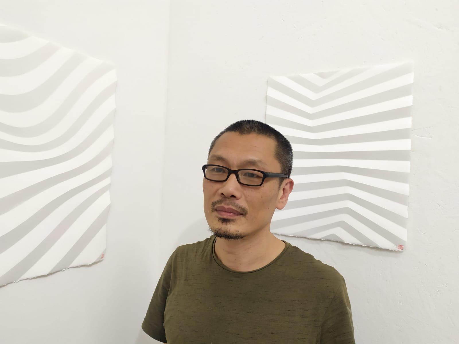 Hirotsugu Aisu DIMENSION, LA PERSONALE DI HIROTSUGU AISU
