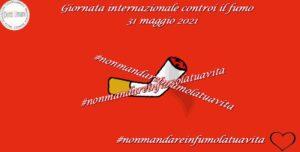 Locandina Giornata internazionale contro il fumo 2021 300x152 CNDDU PER LA GIORNATA MONDIALE SENZA TABACCO