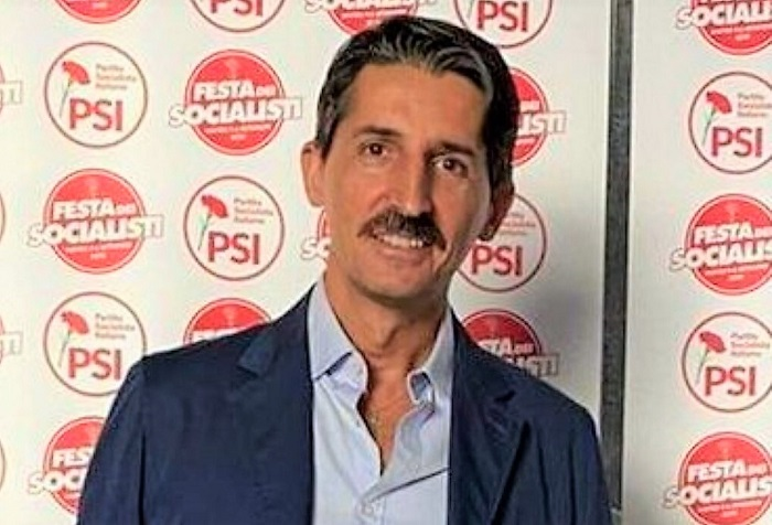 Massimo Bellomo PSI Caserta IL PSI SI ORGANIZZA IN VISTA DELLE AMMINISTRATIVE DI CASERTA